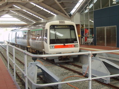 Thornlie  Station