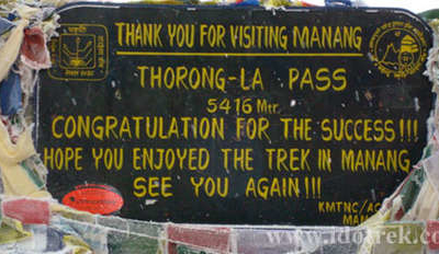 Throngla Pass