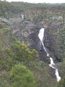 The Three Drops Of The Tia Falls