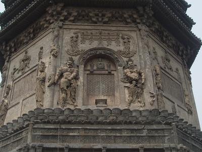 Tianning  Pagoda