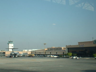 Terminal Building View