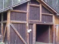 Timber Creek Road Camp Barn