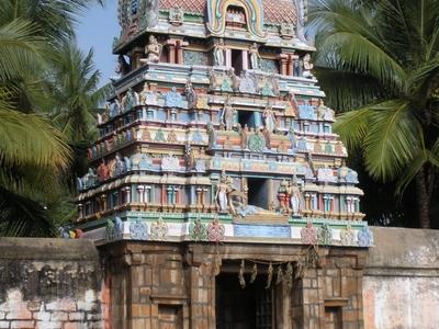 View Of Tiruanbil