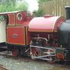 The Corris Railway\'s Own Steam Locomotive