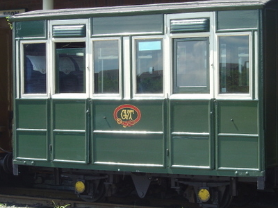 Preserved On The Talyllyn Railway