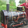 Bee With A Train In 2005