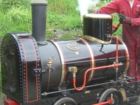 Gran Laxey Mine Ferrocarril