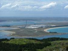 Tiwai Point