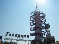 Toboggan Roller Coaster