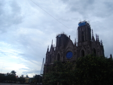 The Cathedral At Dusk
