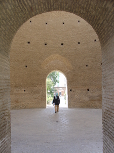 Toghrol Tower Portal