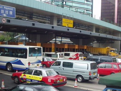 Toll Of Cross Harbour Tunnel