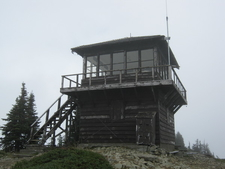 Tolmie Peak Fire Lookout