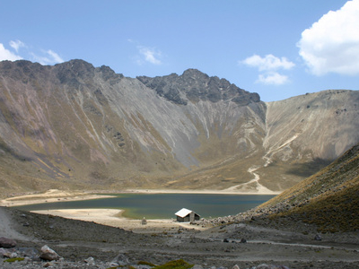 Lago Del Sol From South-East