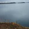 Waters Of The Laguna De Tota