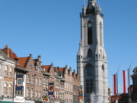 Belfry Of Tournai