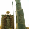 The Gomateshwara Statue At Dharmasthala