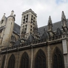 Top View Of Saint Germain Lauxerrois