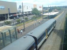 Henderson Train Station