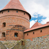 Forecastle Walls And Corner Tower