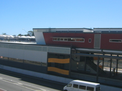 Transperth  Bull  Creek  Station Building