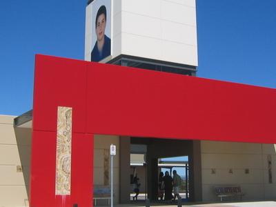 Transperth  Cockburn  Central  Station Outer Entrance