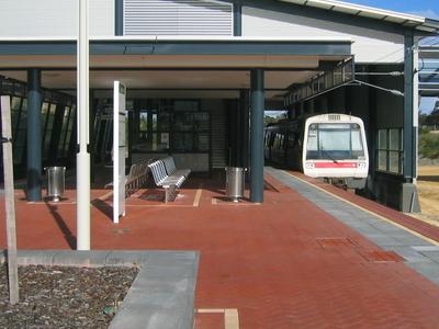 Clarkson Railway Station