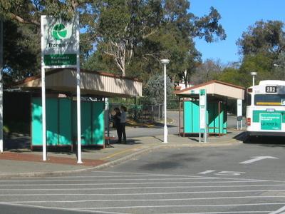 Kalamunda Bus Station
