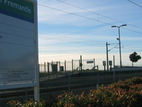 North Fremantle Railway Station