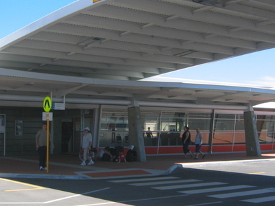 Transperth  Rockingham  Station Entrance