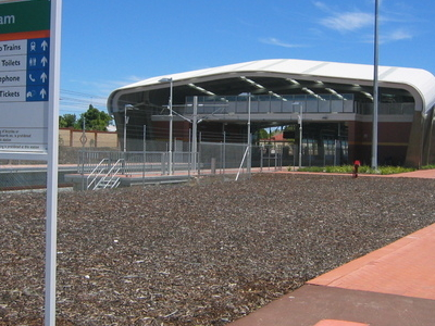 Transperth  Rockingham  Station