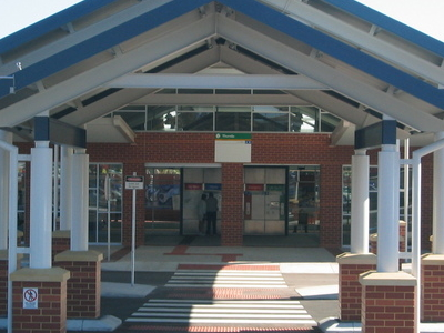 Transperth  Thornlie  Train  Station