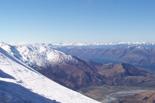 Treble Cone View