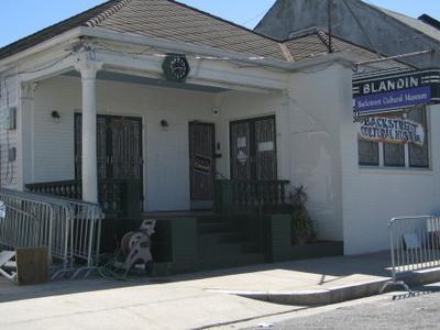 Backstreet Cultural Museum