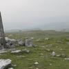 Trig Point On Cefn Cil Sanws