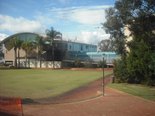 Trinity College Gym