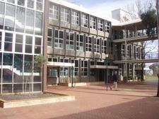 Trinity College S Block