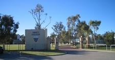 Entrance Gates Off Trinity Avenue Near The WACA Ground