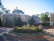 Chapel And Gibney Hall