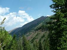Trail To Wyoming Peak
