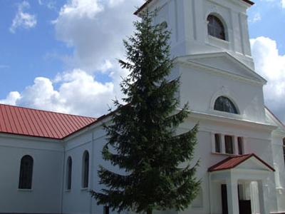 Trzcianne Church