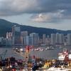 A Tsuen Wan Port