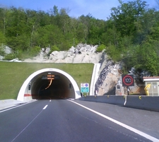 Tuhobić Tunnel