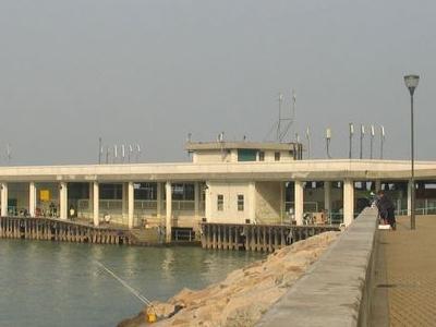 Tung Chung New Development Ferry Pier