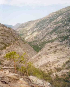 The Grand Canyon Of The Tuolumne