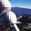 MSLO Domes On Mauna Loa
