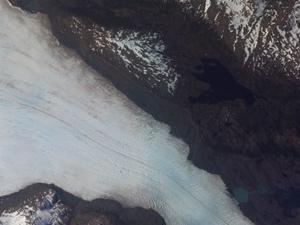 Glaciar Tyndall