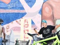 Ub Harlem Bike Tour Street Art Bike