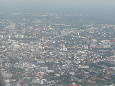 Udon Thani City View