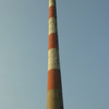 Chimney Of Ugljevik Power Plant